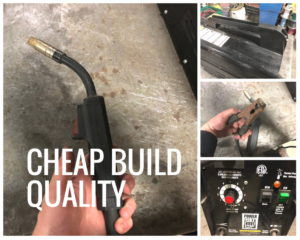 Cheap Welder Quality