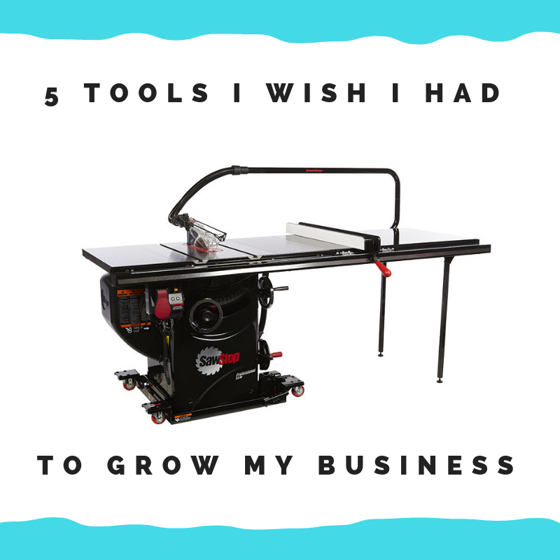 5 Tools I wish I had to grow my business